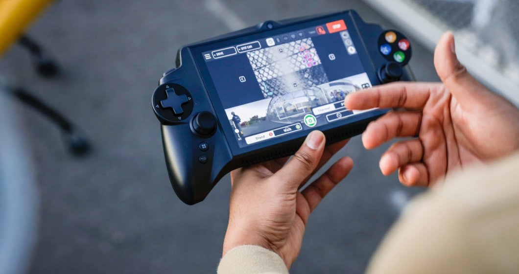 Spot tablet used for remote inspection