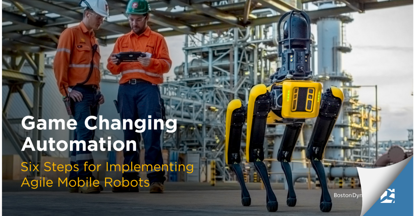 Game Changing Automation: Six Steps for Implementing Agile Mobile Robots